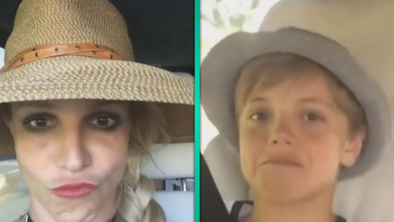 Britney Spears Is a Totally Embarrassing Mom in Latest ...