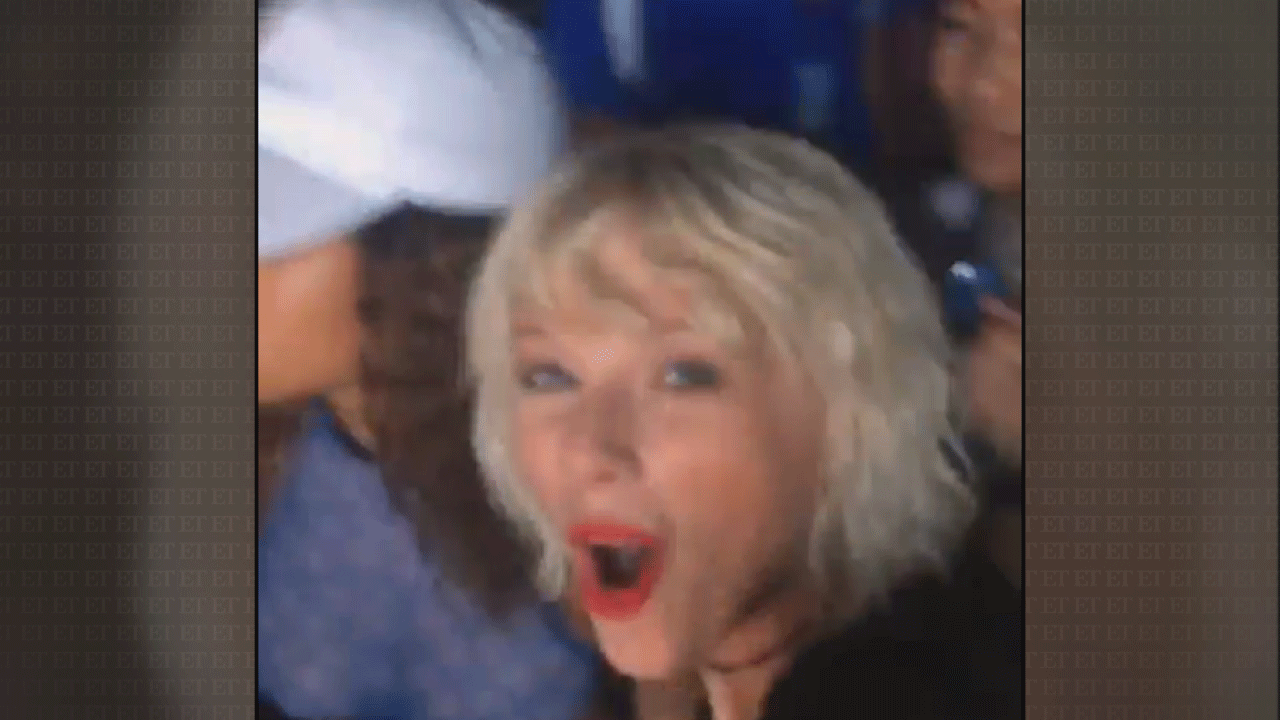 Taylor Swift Attends Backup Singer S Texas Wedding And