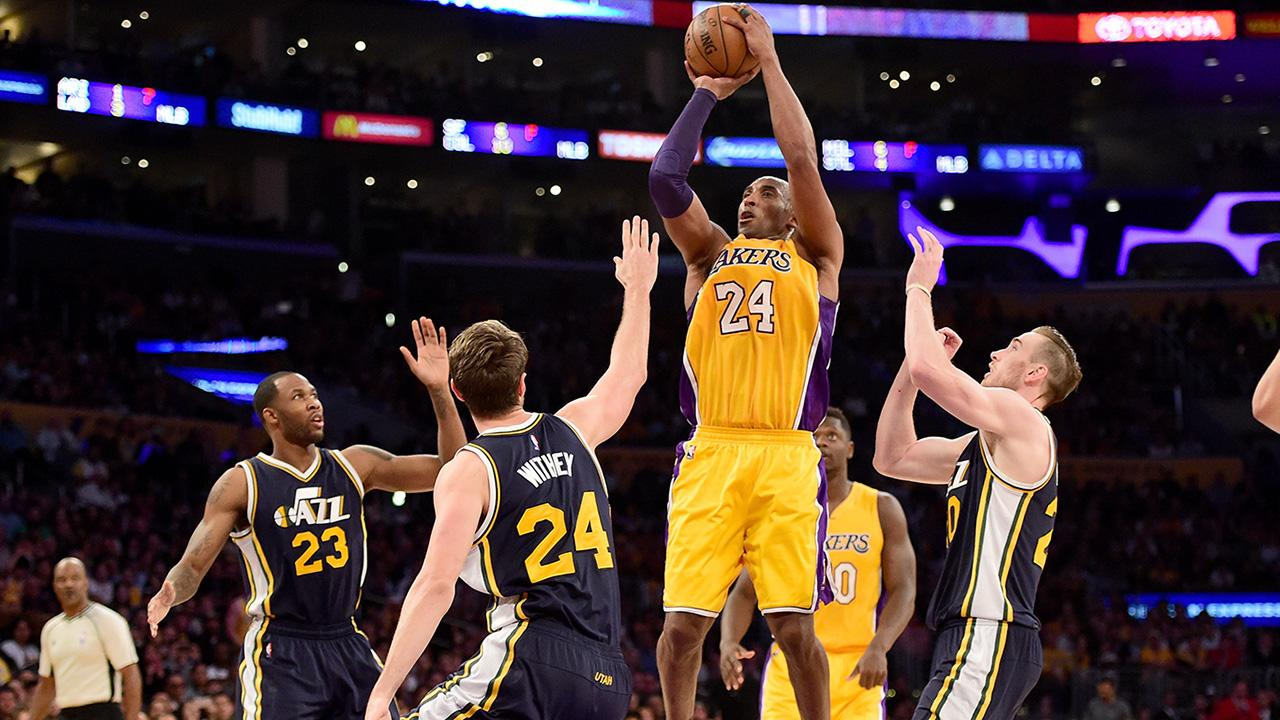 Kobe Bryant S Insane Final Game And The Golden State