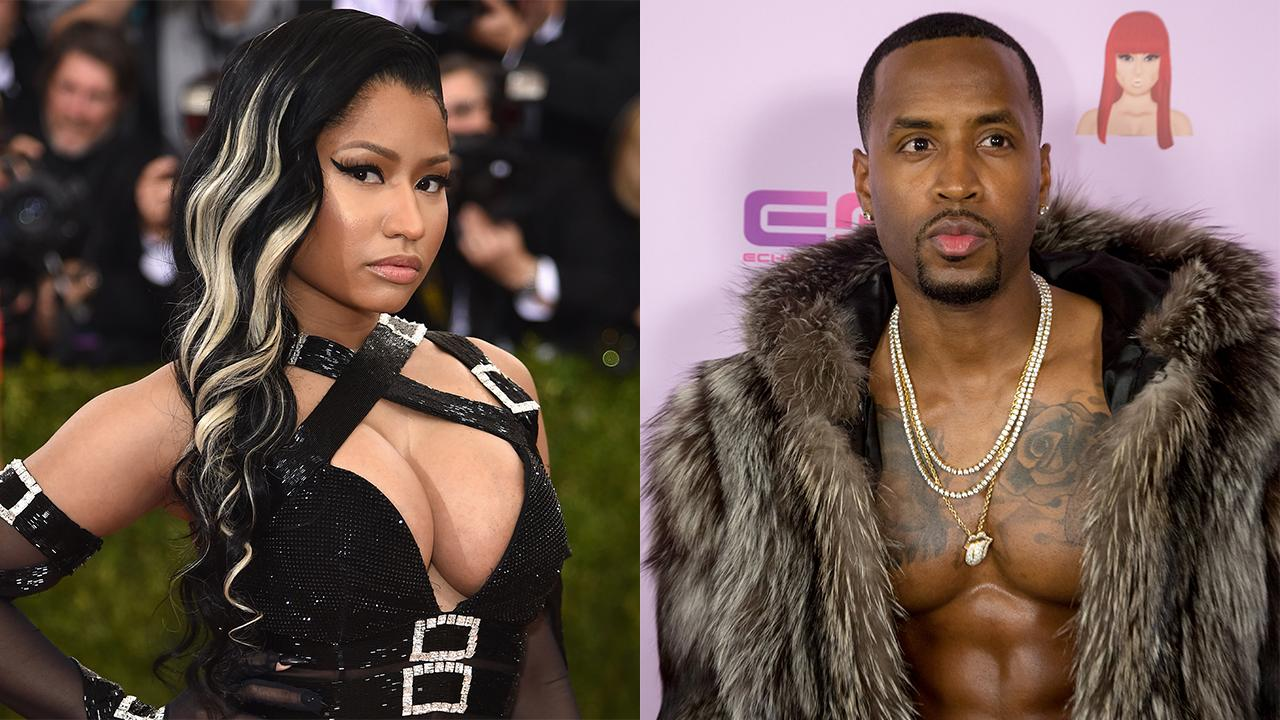 Nicki Minaj: Rappers ex-boyfriend, Safaree Samuels nudes