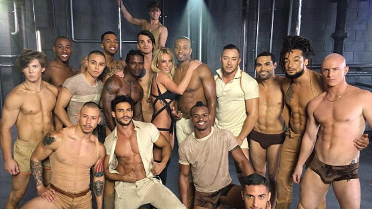 Opinion shirtless men group not