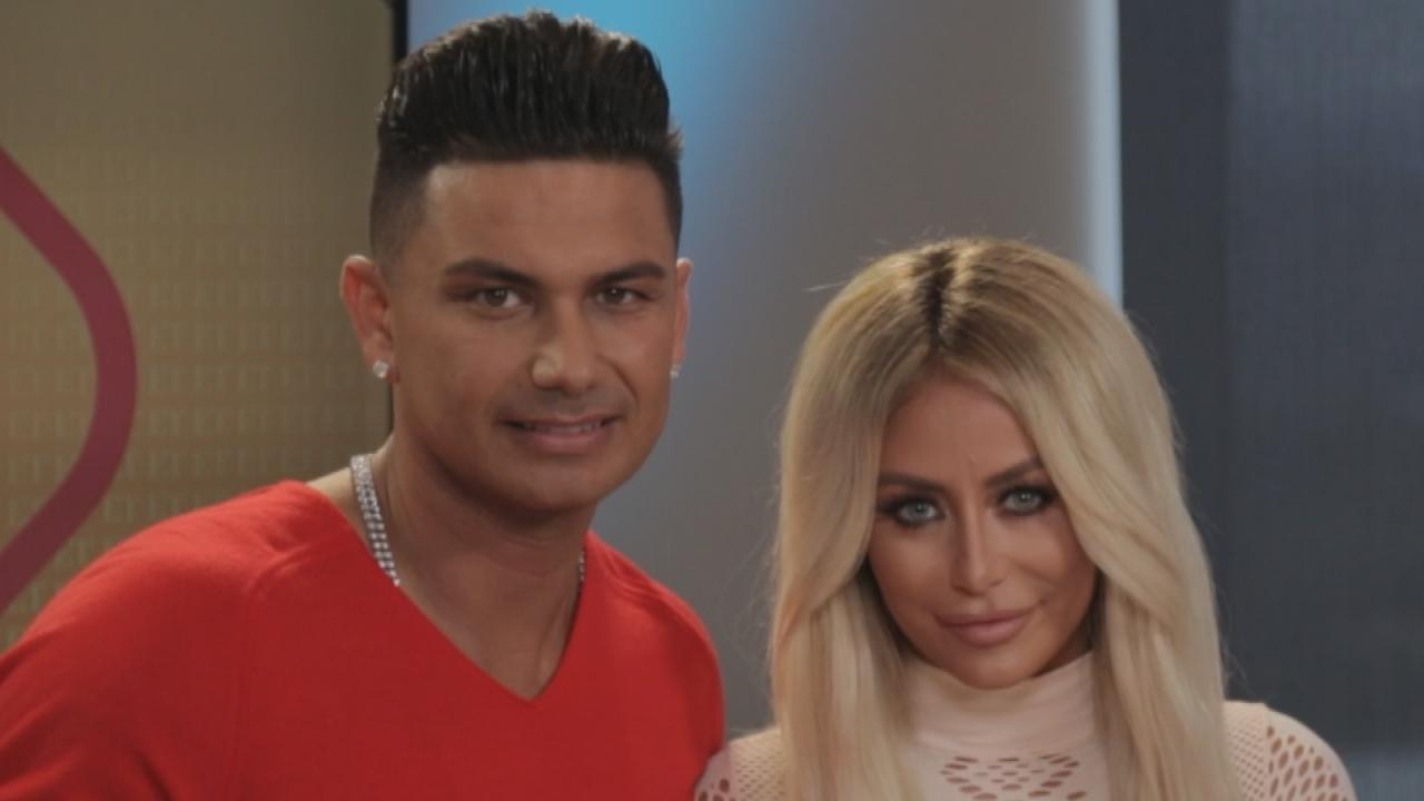 Who is the hot girl in dream band dating pauly d