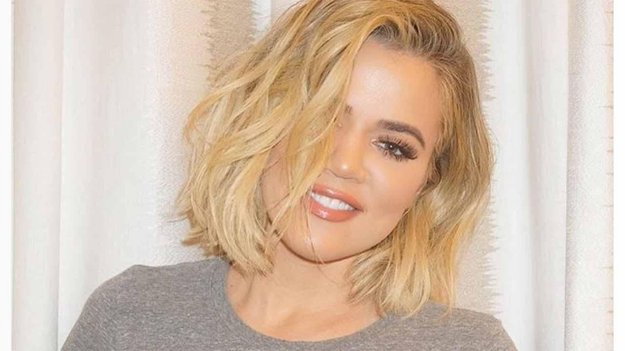 khloe new haircut khloe debuts haircut see new 1044