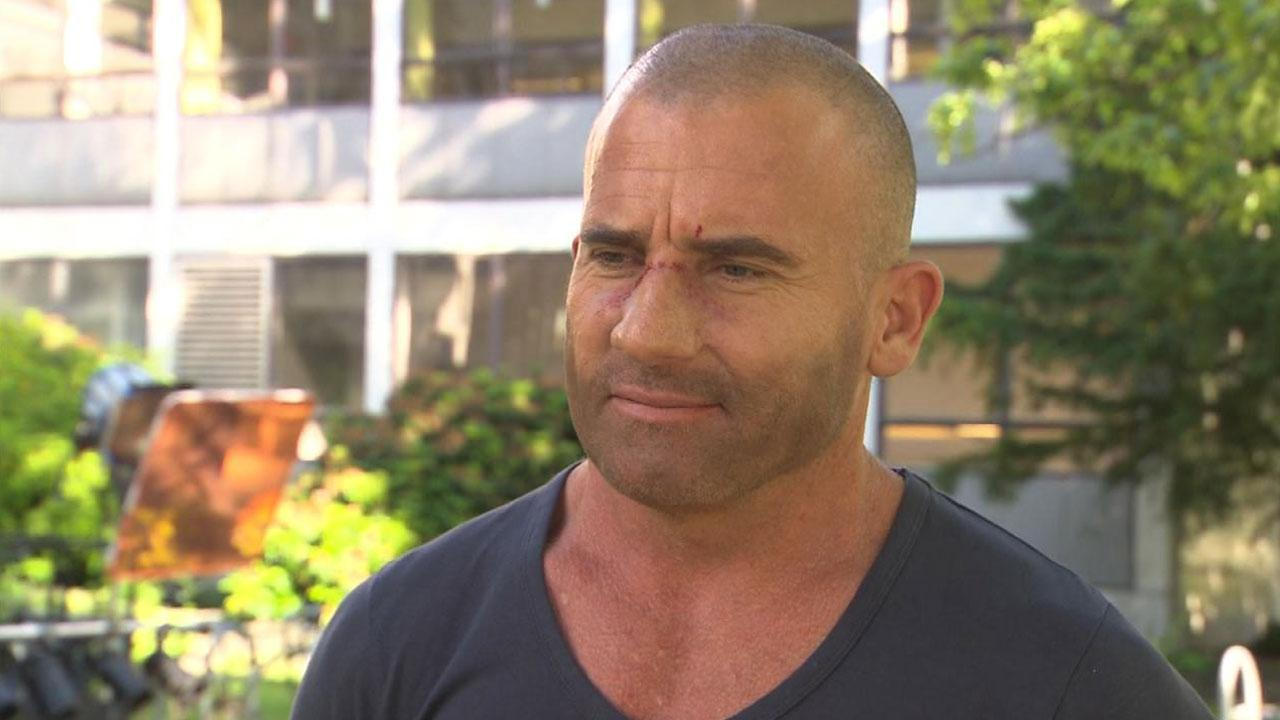 EXCLUSIVE: 'Prison Break' Star Dominic Purcell Opens Up About Gruesome On-Set Injuries: 'I ...