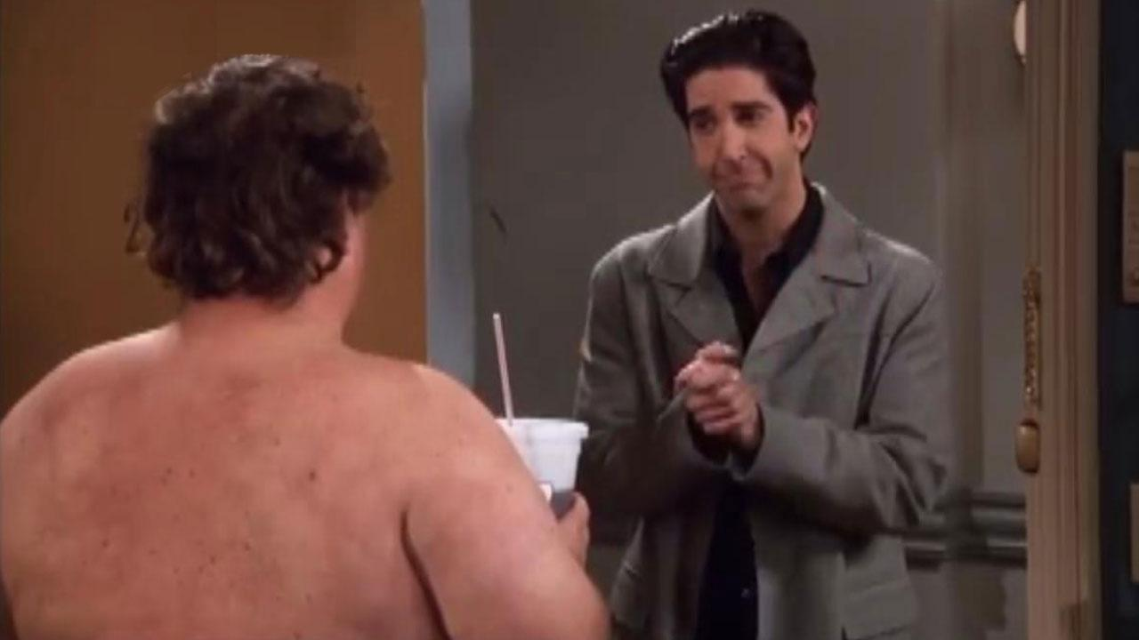 The Ugly Naked Guy mystery from Friends ends as actor