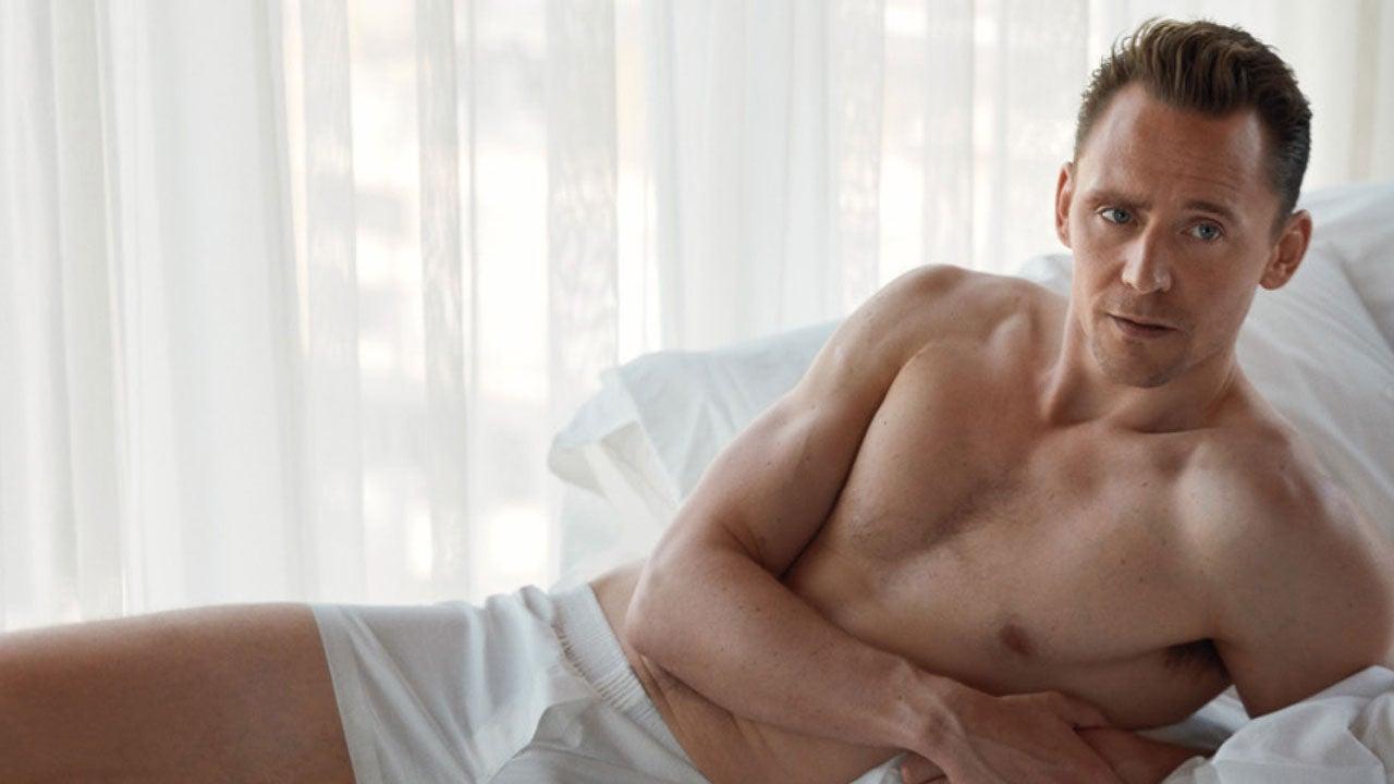 bilder fake Tom Hiddleston nude