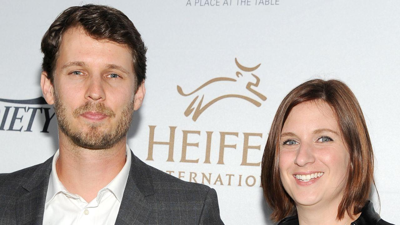 Jon Heder and Wife Exp...
