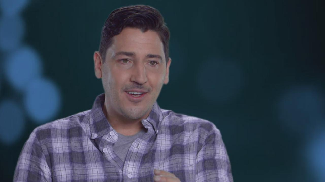 EXCLUSIVE: Jonathan Knight On Being The 'Fat Guy' In NKOTB