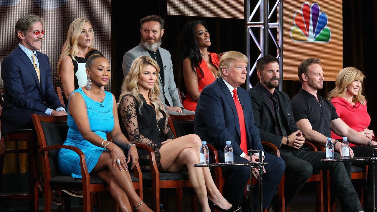 Trump announces 'Celebrity Apprentice: All-Stars' cast ...