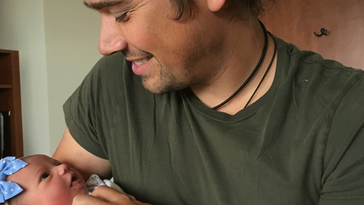 Zac Hanson Welcomes Baby No. 4 -- Find Out Her Classic