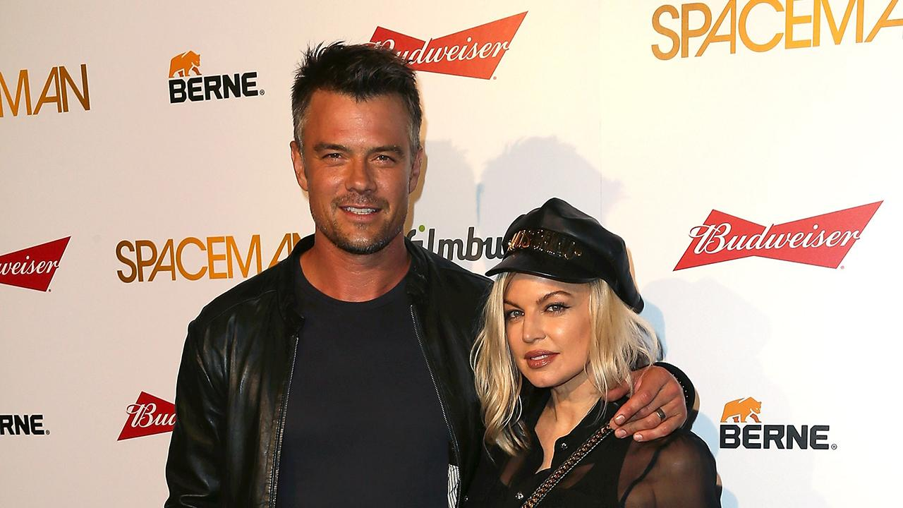 how fergie and josh duhamel supported each other since