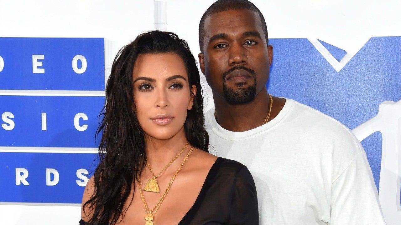 Kanye West Surprises Kim Kardashian With Romantic 112 Moment
