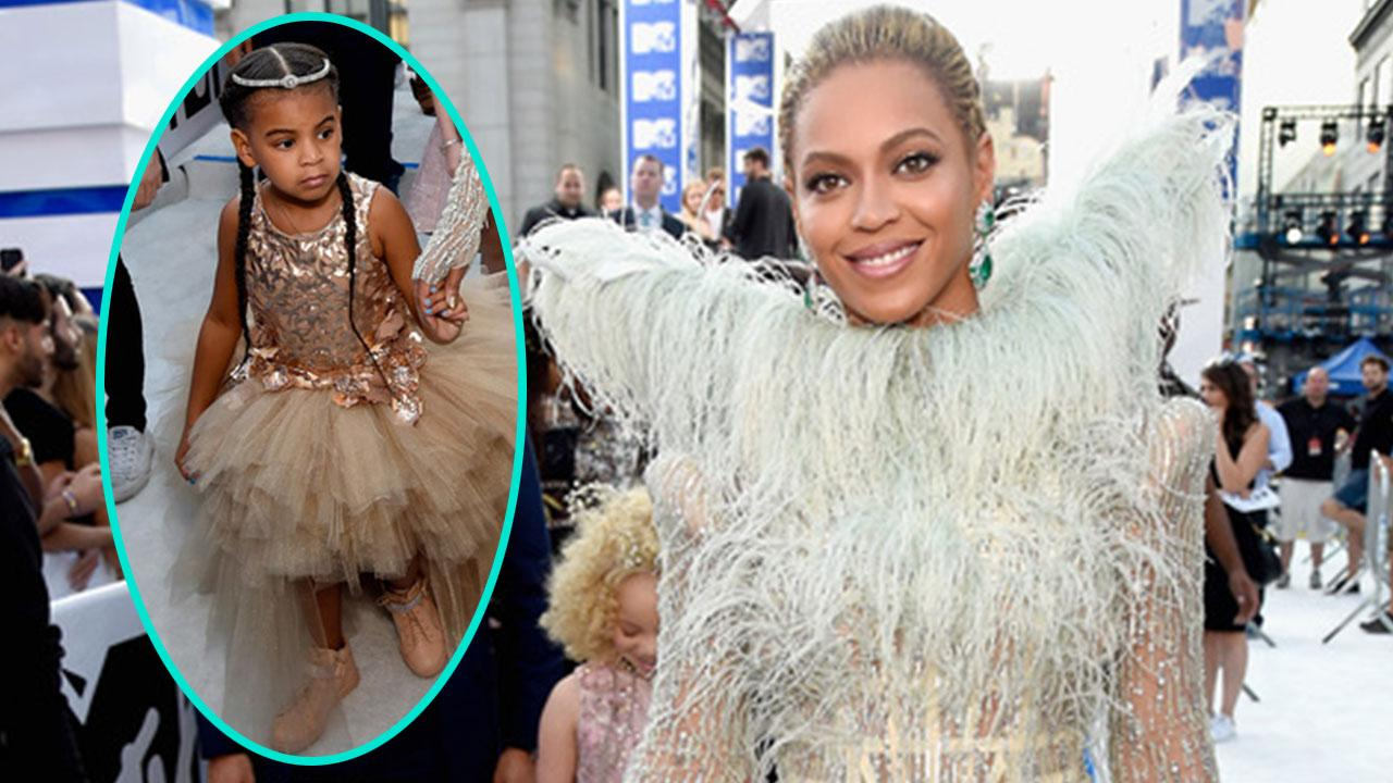 Beyonce And Blue Ivy Absolutely Slay In Mother Daughter