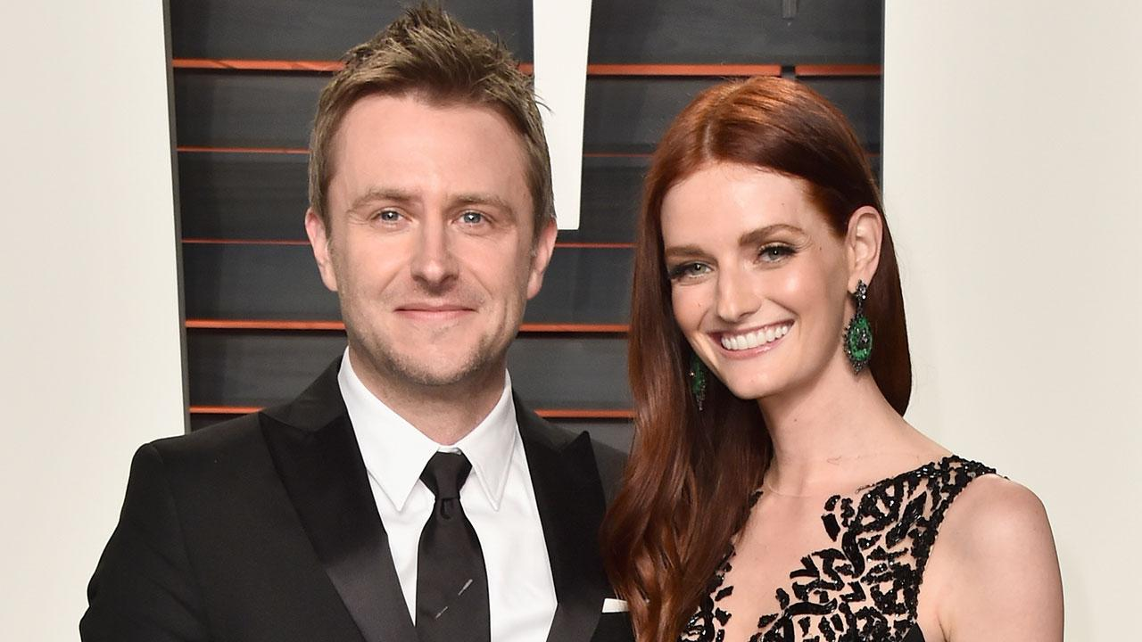Lydia Hearst and Chris Hardwick Are Married Entertainment Tonight
