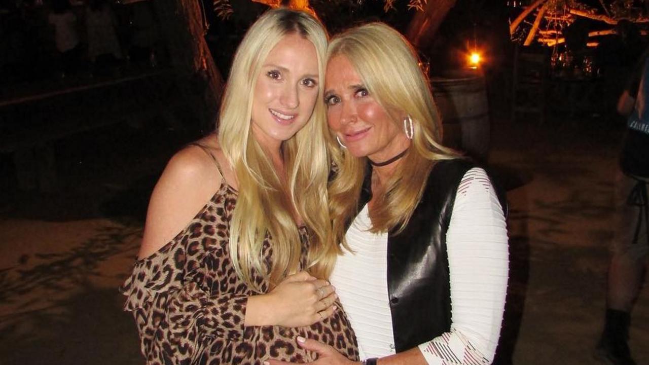 Kim Richards Daughter Brooke Wiederhorn Gives Birth To