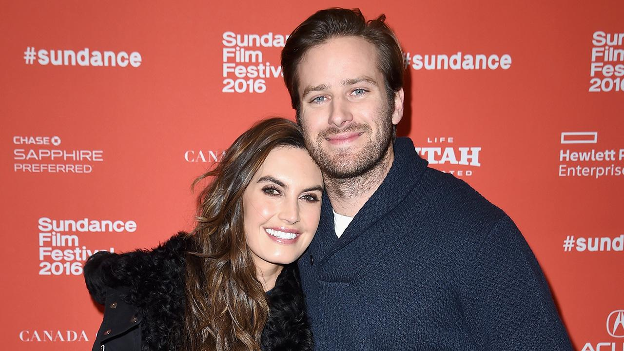 Armie Hammer and Wife Elizabeth Chambers Expecting Baby No ...