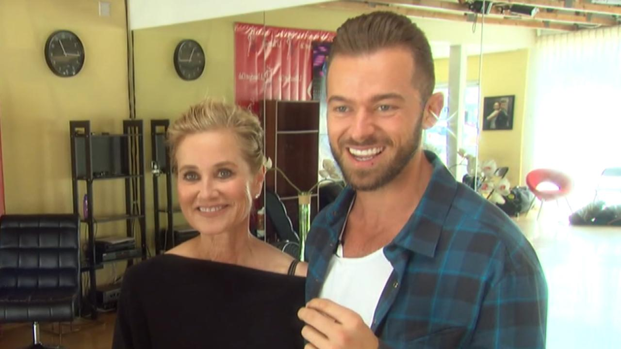 exclusive  maureen mccormick is ready for  u0026 39 dancing with