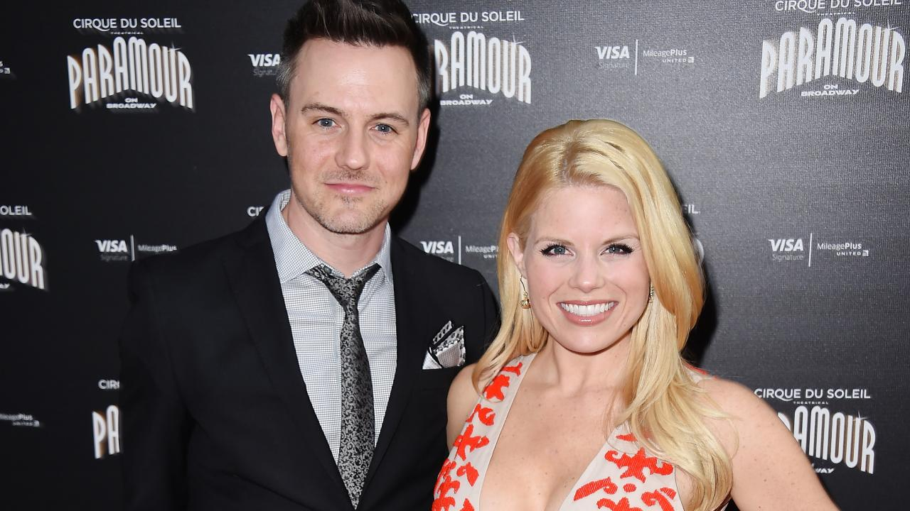 Megan Hilty Welcomes Baby No 2 With Husband Brian