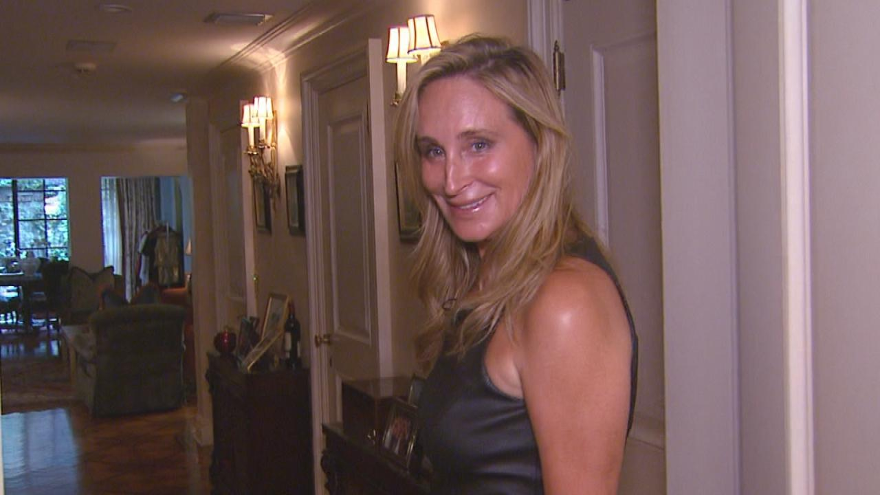 Exclusive Inside Real Housewives Of New York City Star