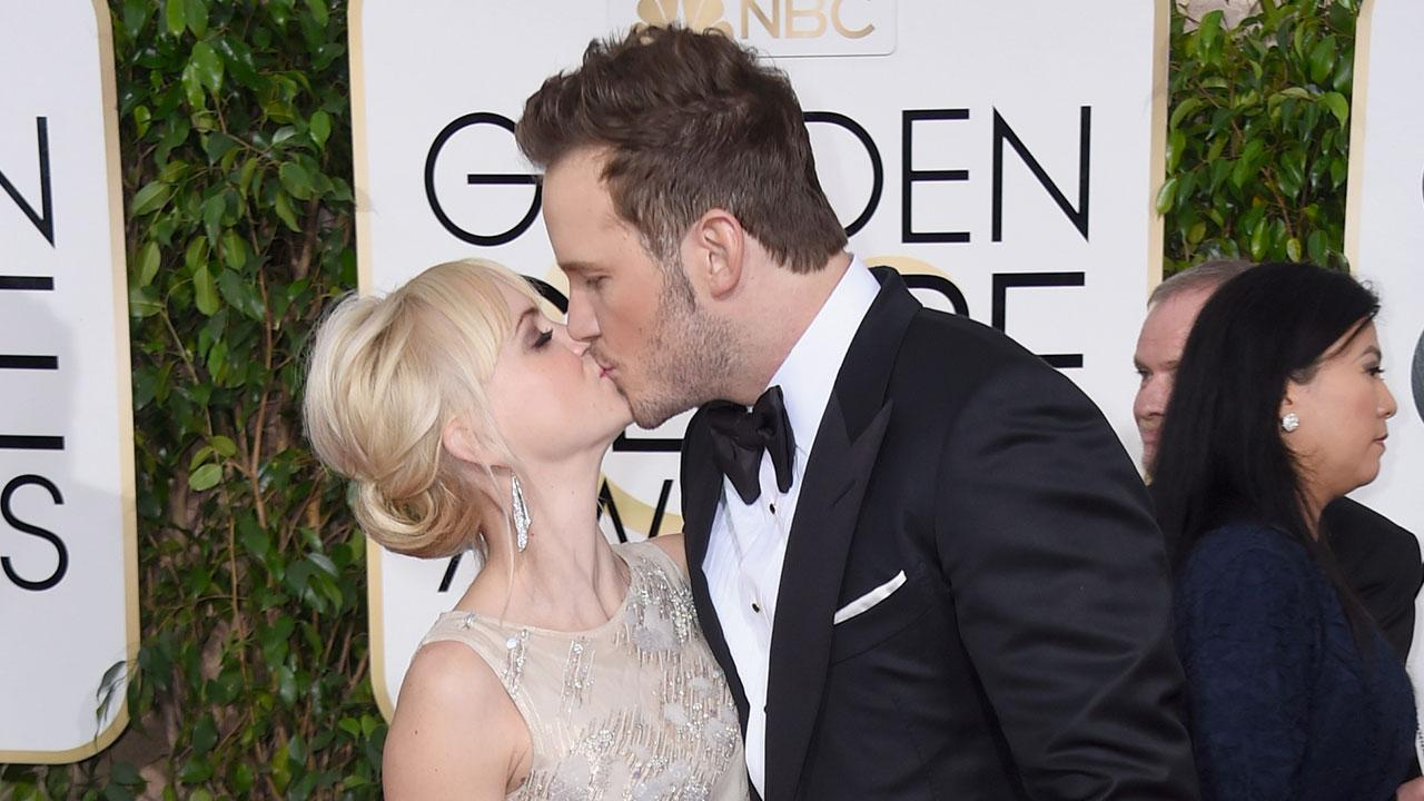 chris pratt and anna faris relationship questions