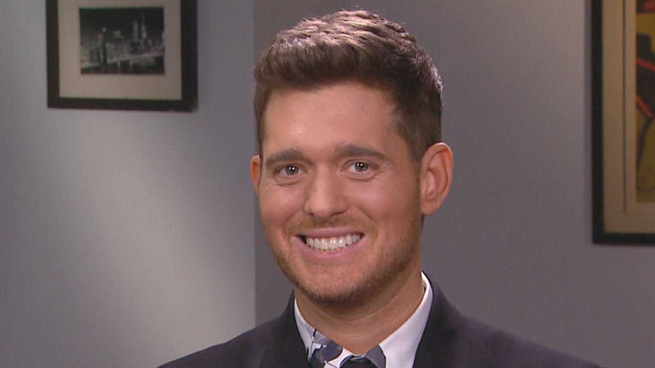 from Jaziel michael buble is gay