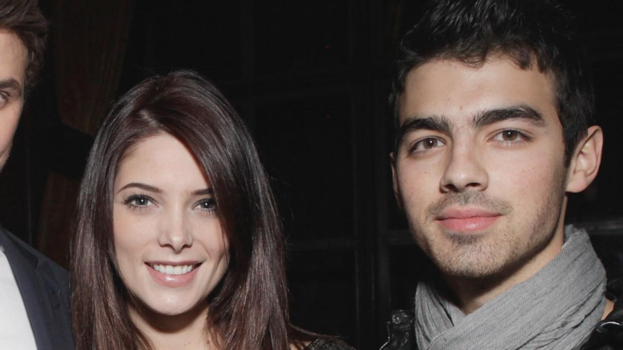 Joe Jonas Tells the Story of Losing His Virginity to AshleyGreene