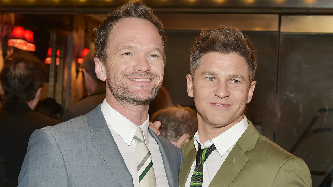 Neil Patrick Harriss Beautiful Moments with His Husband