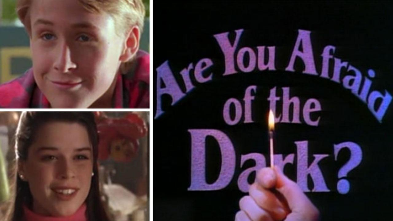 Happy 25th Anniversary, 'Are You Afraid of the Dark?' -- A ...