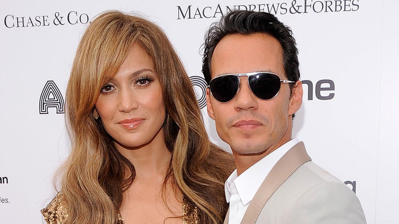 J Lo Hair Styles: Jennifer Lopez And Marc Anthony Get Their Deer On In