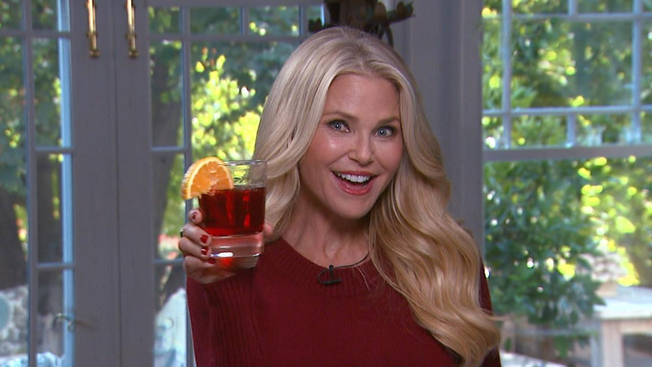 Online Dating Sites >> EXCLUSIVE: At Home With Christie Brinkley as She Re-Enters the Dating Pool and Shares Passion ...