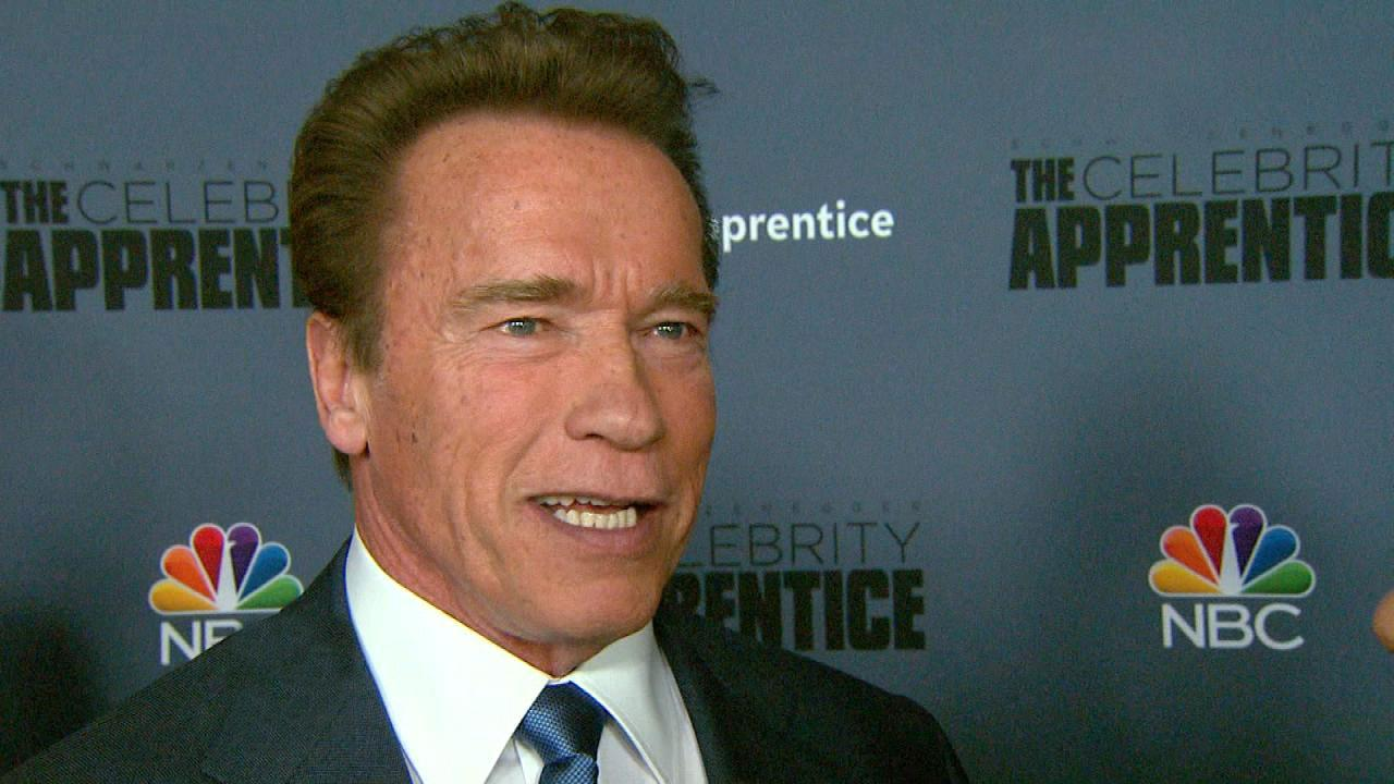 Donald Trump taunts Schwarzenegger over Celebrity ...