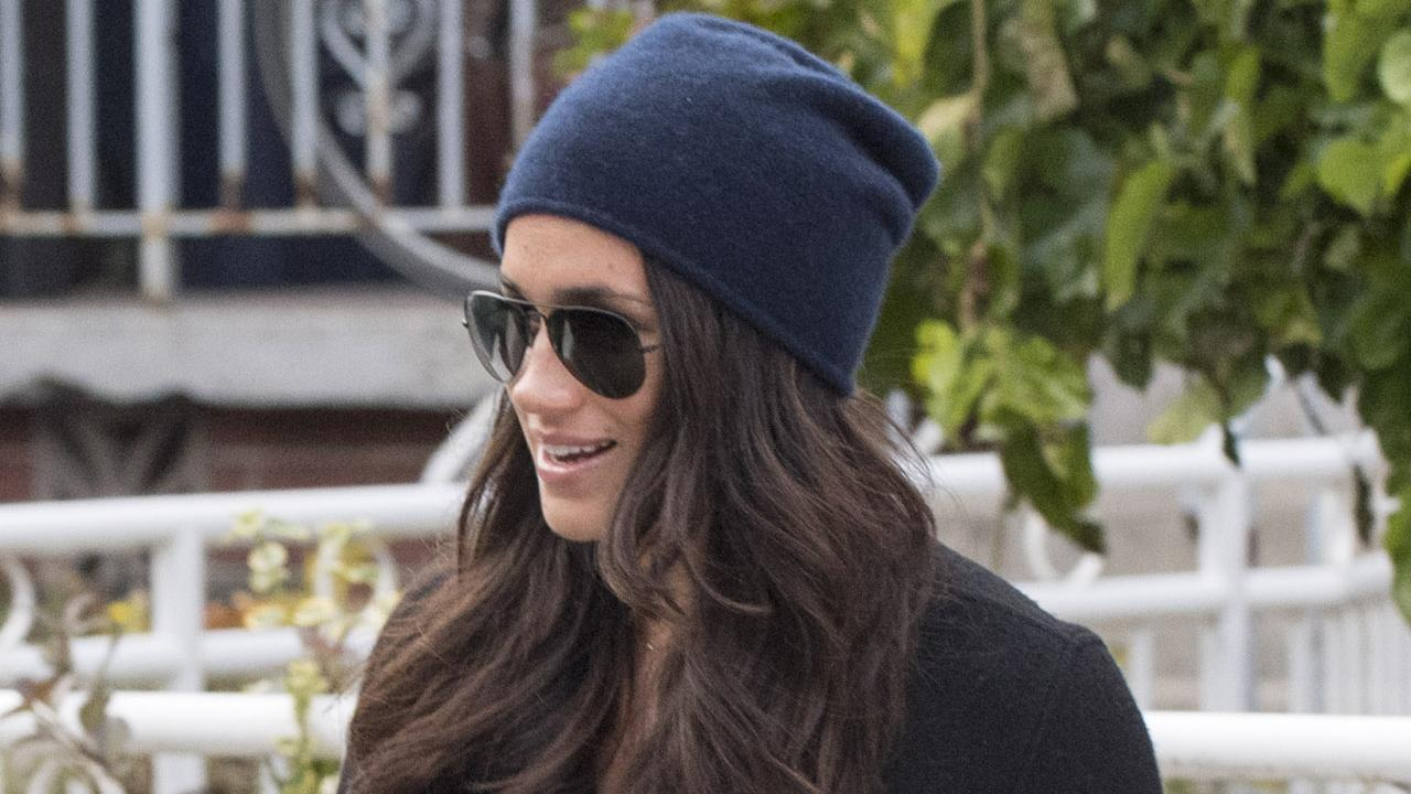 Meghan Markle Spotted For First Time Since Prince Harry
