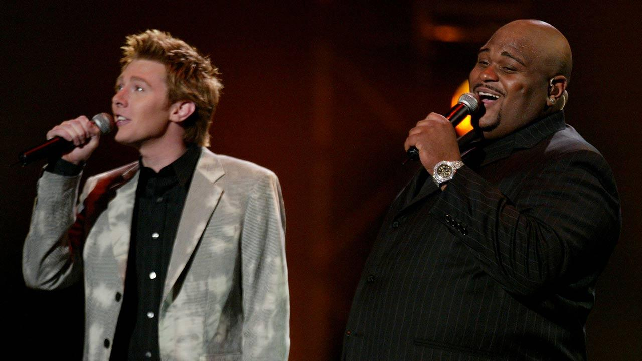 American Idol' Alums Clay Aiken and Ruben Studdard Reunite to ...