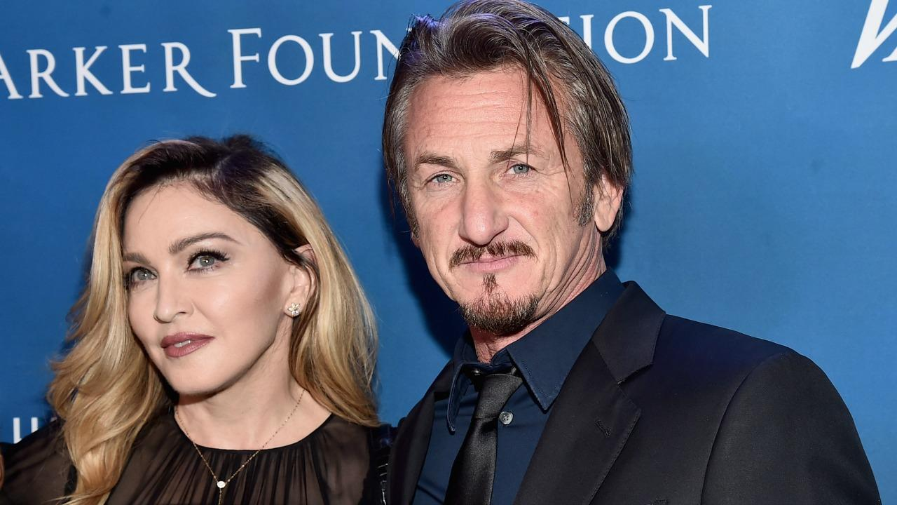 madonna and sean penn relationship