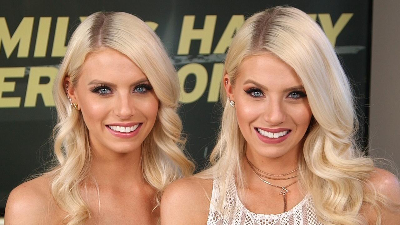 exclusive twins emily and haley ferguson on diva rumors
