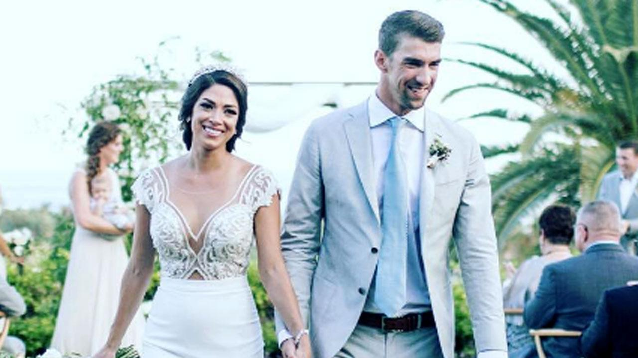 Michael Phelps Wins Again for Best Wedding Video of the Year ...