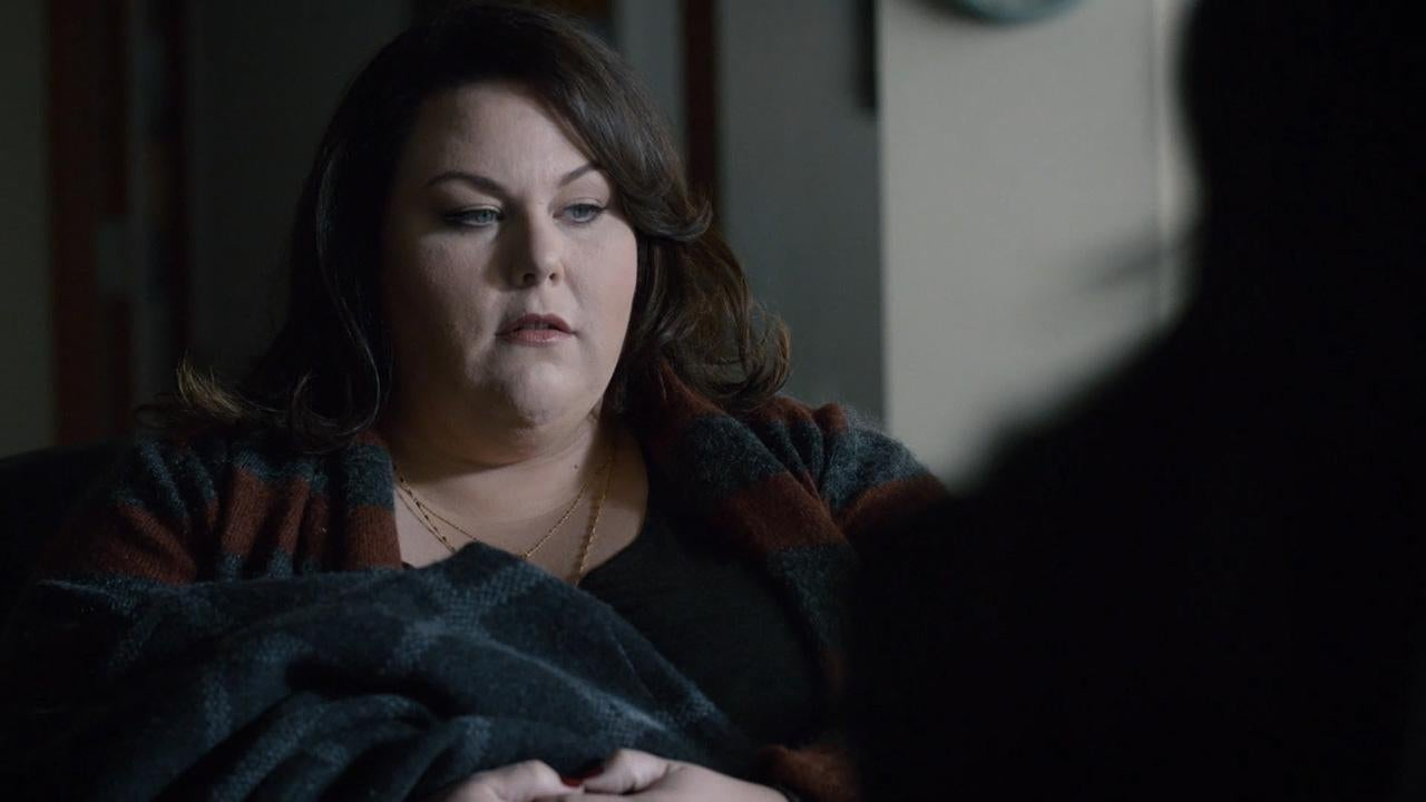 Exclusive 39 this is us 39 star chrissy metz dishes on fall for Exclusive metz