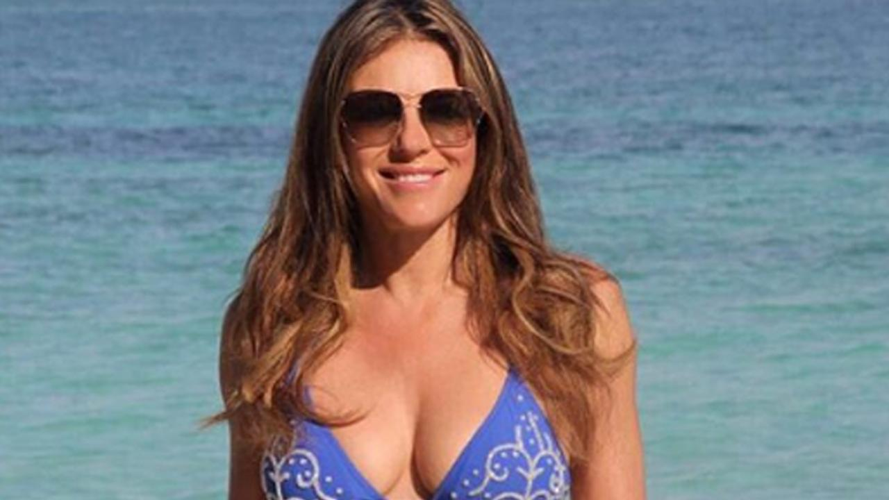 Elizabeth Hurley Shares Nearly Nude Photo: See The Pic