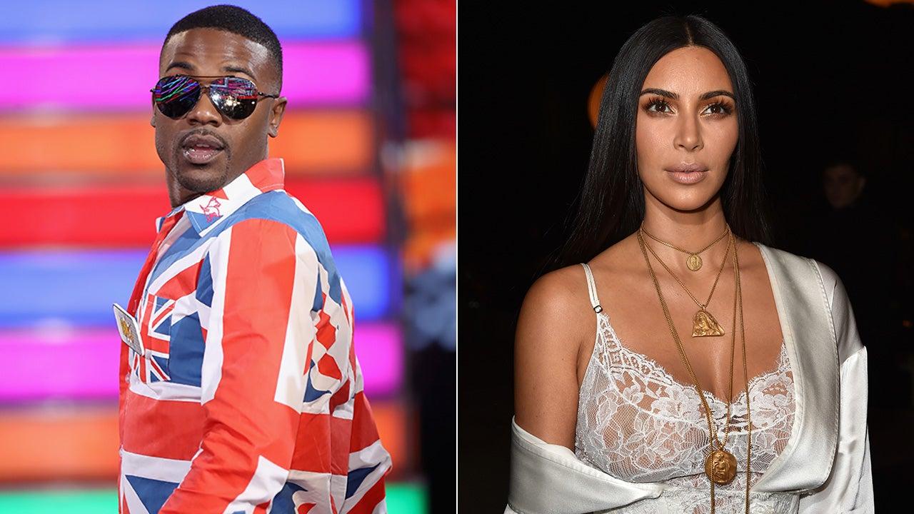 Ray J References Kim Kardashian Sex Tape on Celebrity Big