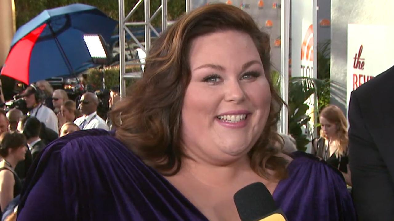 Exclusive chrissy metz gets why fans are freaking out for Exclusive metz
