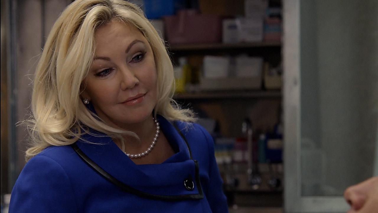 Exclusive heather locklear slaps the president in 39 too for Too faced ceo