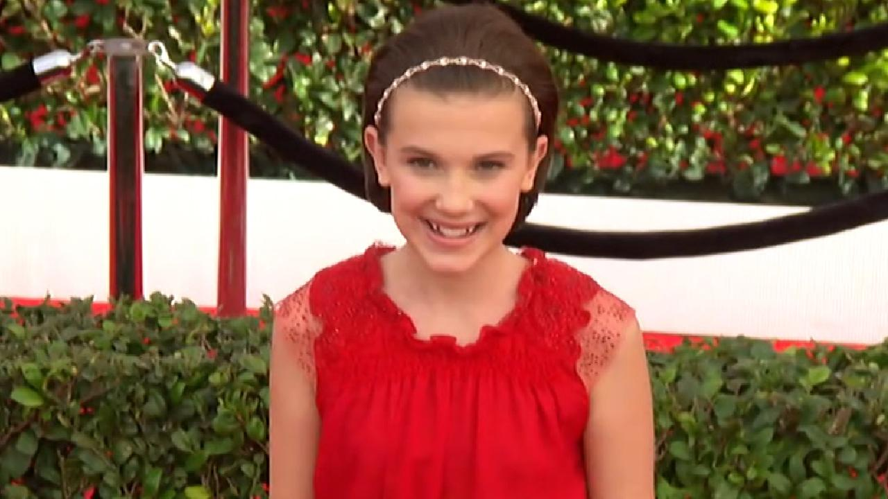Exclusive Millie Bobby Brown Opens Up About Landing Her