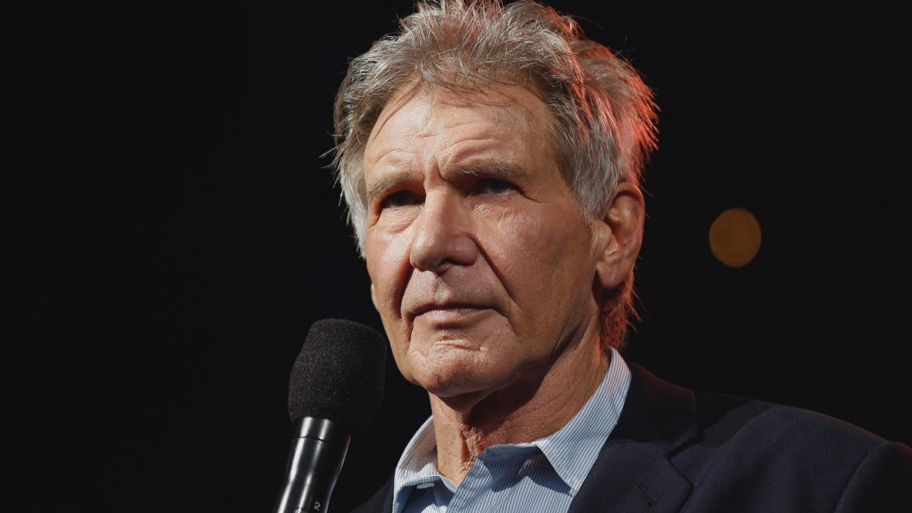 Harrison Ford Expresse...
