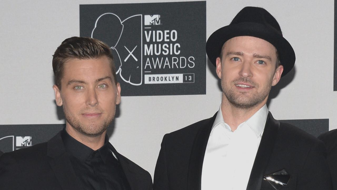 EXCLUSIVE: Lance Bass Responds to Justin Timberlake's ...