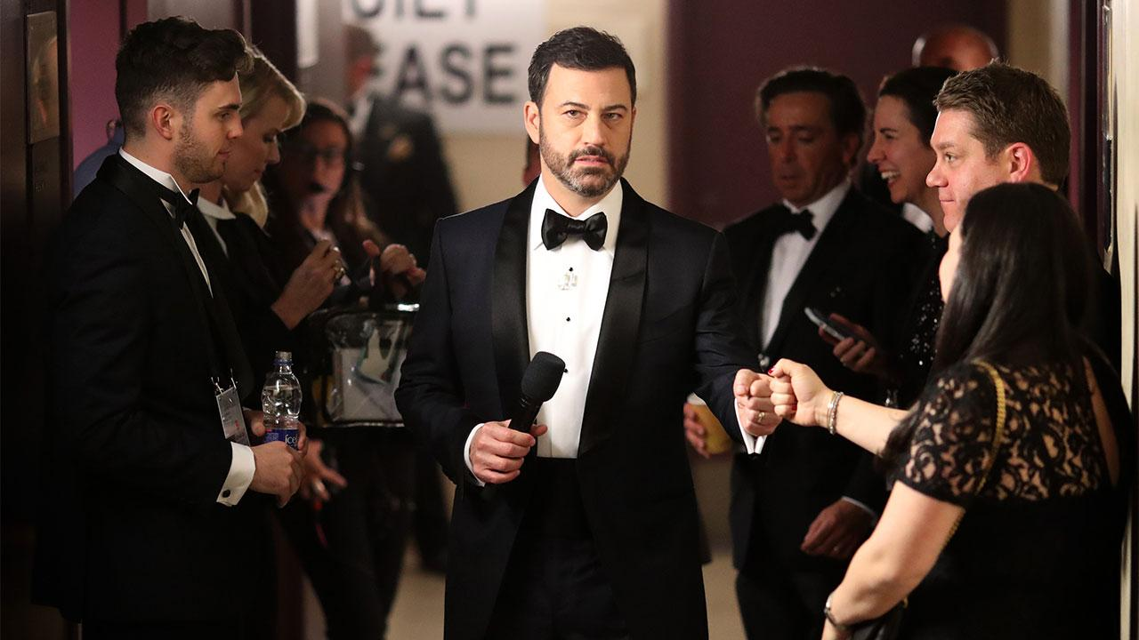 Jimmy Kimmel Opens Up About Oscars Fiasco During Late Night ...