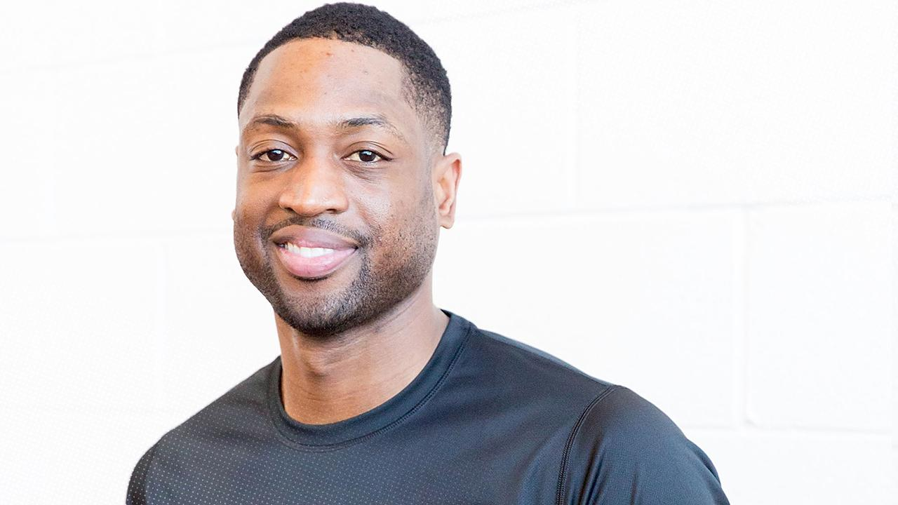 EXCLUSIVE Dwyane Wade Is a Mission and f the Court