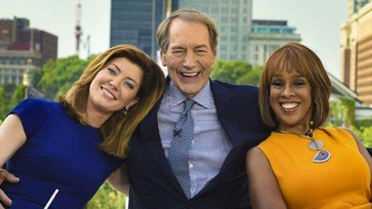 charlie rose returns to 39 cbs this morning 39 to the delight of co anchors gives health update. Black Bedroom Furniture Sets. Home Design Ideas