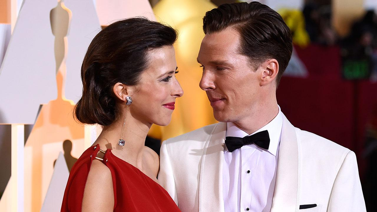 Benedict Cumberbatch And Wife Sophie Welcome Second Son