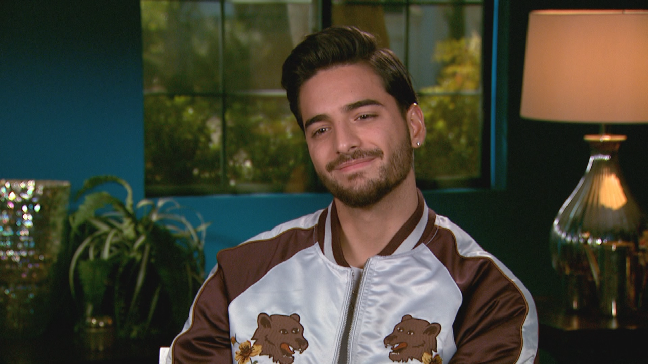 EXCLUSIVE Colombian Pop Star Maluma Talks Sold Out US
