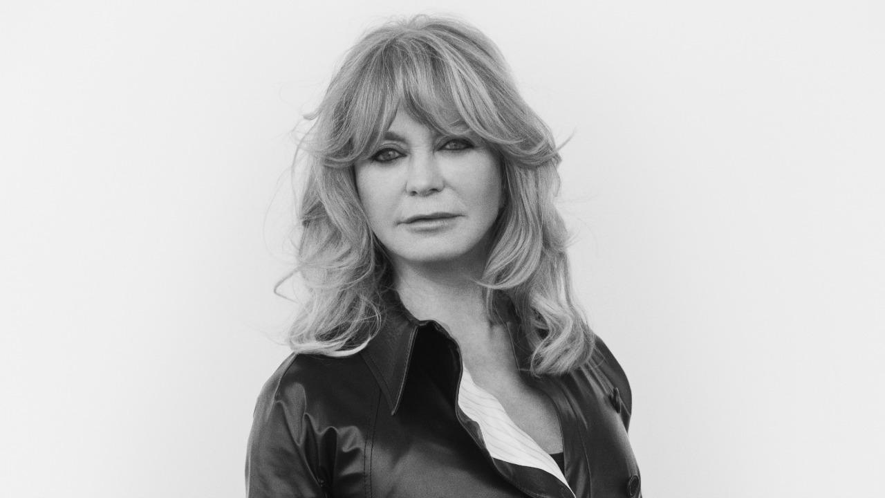Goldie Hawn Opens Up A...